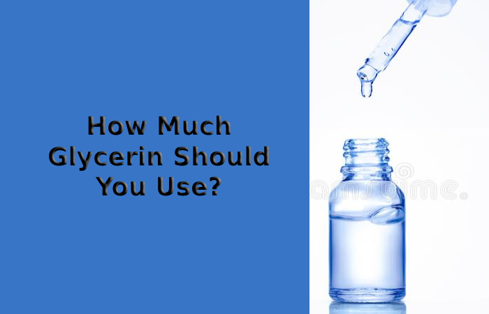 use Glycerin