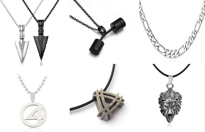 Online Trends in Men's Jewelry
