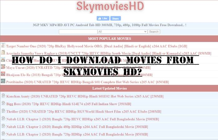 Skymovies hd